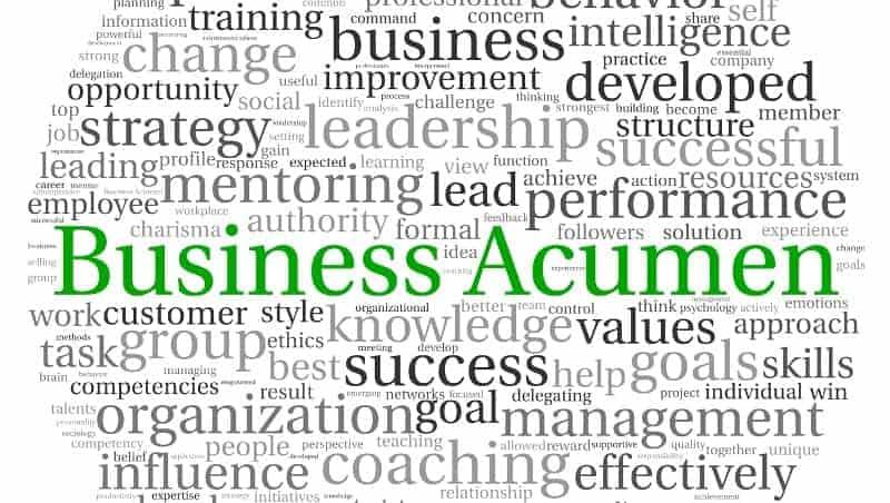 Business Acumen Training Simulation